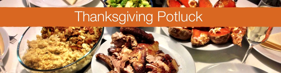 Asians & Friends Chicago | Gobble, Gobble: Potluck This Sat. (11/15)