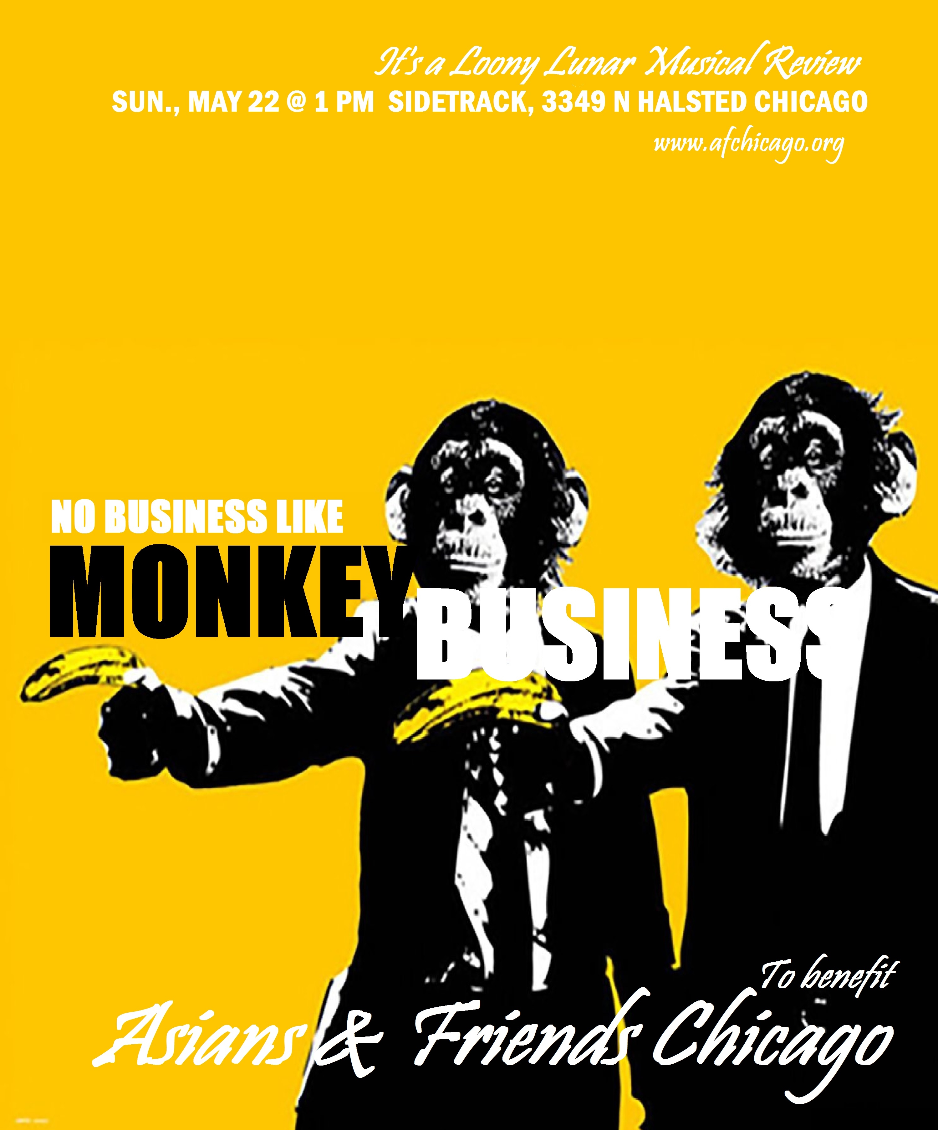 Monkey Business poster 2016